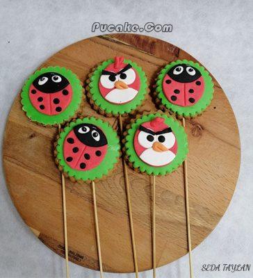 Angry Birds Kurabiye Ankara
