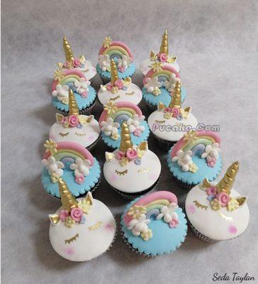 Unicorn Cupcake Pucake