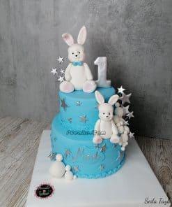 Tavşan Konsept Pasta